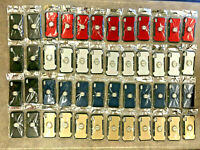 WHOLESALE LOT 50 IPHONE X / XS RING CASES KICKSTAND GOLD BLACK SILVER RED BLUE