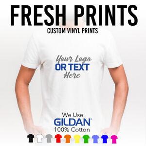 Fresh Prints - Personalised T-shirt Printing