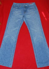 Seven 7 Bootcut Jeans Very light wash Size 30 x 31 100% Cotton