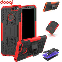 Shockproof Case Hard Protective Kickstand Phone For Huawei Honor 7X / Mate SE