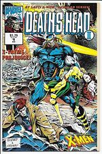 Marvel Comics - Death's Head II - Vol 2 #1 Oct 1992