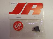 JR - FM RECEIVER CRYSTAL -CHANNEL 66 - 75.510 MHz - GROUND - MODEL# JRPXFR