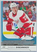 2017-18 Upper Deck #224 Evgeny Svechnikov YOUNG GUNS RC