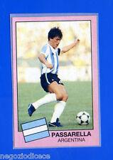 CALCIATORI PANINI 1985-86 - Figurina-Sticker n. 333 - PASSARELLA-LA GAZZETTA-Rec