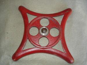 Original Callie swivel or spinner base plate  Original paint