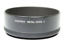 Contax Metal Lens Hood 4 **MINT** Condition