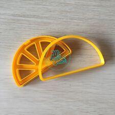 Spicchio Limone Fetta Formina Biscotto Cookie Cutter 9cm