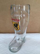 Sprecher Brewing Co Beer Boot, Milwaukee, WI