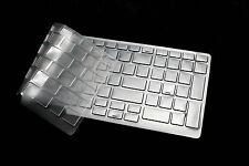 """Clear TPU Keyboard Protector For 15.6"""" Dell Latitude 15 5000 Series 5580"""