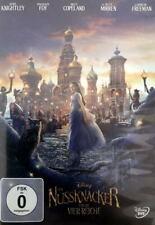 DVD Der Nussknacker und die vier Reiche Disney Ballett & Musik Märchen f. Kinder