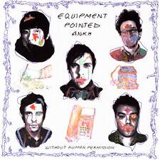 Equipment Pointed Anhk - Without Human Permiss (Vinyl LP - 2021 - US - Original)