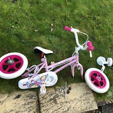 Sonic Fairy  Girls 12 inch wheel Bike, Pink,