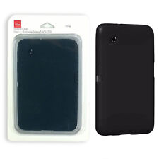 "Verizon New Rugged Protective Case For Samsung Galaxy Tab 2 7"" Inch - Black"