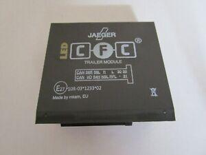 JAEGER automotive 52018502 CFC Trailer Modul Anhängermodul Steuergerät E-Satz