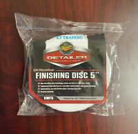 "(2-pack) Meguiar's DMF5 DA Microfiber Finishing Disc Pad Washable & Reusable 5"""