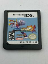 Mega Man ZX Advent Nintendo DS 2007 Video Game Cartridge Tested