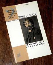 Mounet-Sully et la partition intérieure 2000 Anne Penesco