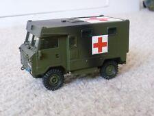 RARE Hart modelli HT42 1 Tonnellata Ambulanza 1:48 non Asam hartsmith A. Smith