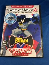 Video Now Xp Dc Comics The Batman, Batman Vs The Joker