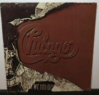 CHICAGO X (VG+) PC-34200 LP VINYL RECORD