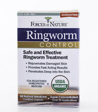 Forces of Nature - Ringworm Control - 11 ml - Homeopathic, Organic