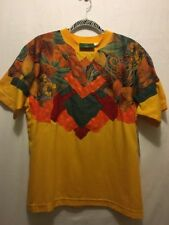 Vintage Fans Club Shirt Made in USA Size Small Poly & Rayon -NWT