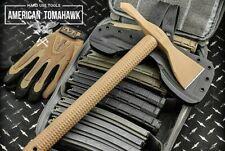 American Tomahawk Company Model 1 Coyote Brown Supertough Nylon Handle 1060