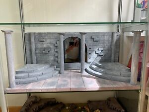Décor Diorama Saint Seiya Myth Cloth - Hades - Salle du Trône - Pandore