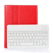 For Apple iPad 2 3 4 Smart Case Cover Foldable Bluetooth Keyboard With Stand