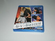 AMY WINEHOUSE - I told you i was trouble - LIVE IN LONDON - BLURAY DVD - OTTIMO!