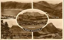 FORT WILLIAM (Scotland) :  Multiview RP-VALENTINE'S
