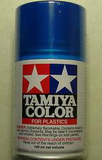Tamiya TS-72 Clear Blue Acrylic Spray Can 3oz 100ml Paint # 85072