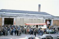 London Transport RT Finale Day BARKING FORECOURT 7th April 1979 Bus Photo