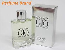 Acqua di Gio Essenza Giorgio Armani 2.5 oz 75ml Spray Eau de Parfum EDP For Men