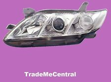 Toyota Camry Head Light Left Hand Side 2006 2007 2008 2009 Chrome Passenger LH