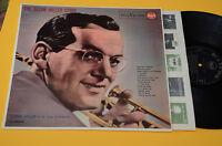 GLENN MILLER LP STORY TOP JAZZ ORIG ITALY PRESS '60 MONO EX++ AUDIOFILI CARTONAT