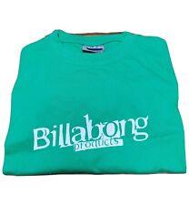 T-shirt originale Bong - Billabong- taglia L - nuova