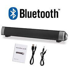 Bluetooth senza fili Altoparlante TV Sound Box Sound Bar Home Relatori Theater