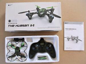 Hubsan X4 H107C  HD Camera  2.4G 4CH Mini R/C Quadcopter Drohne  in OVP