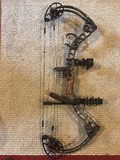 Mathews Monster compound bow L/H
