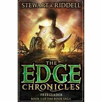 (Good)-The Edge Chronicles 9: Freeglader: Third Book of Rook (Paperback)-Riddell