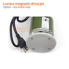 LURACO pipeless magnetic jet for spa pedicure chairs (dry motor only)
