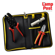 CK Tools T3672 Solar - PV Installation Tool Kit in Storage Tool Case