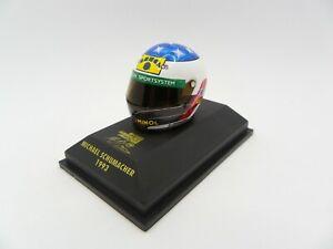 Helmet Michael Schumacher 1993 Benetton MINICHAMPS 1/8 F1 Formula 1 Helmet