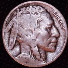 1918-D Buffalo Nickel Denver Mint Better Date 5(C) #107