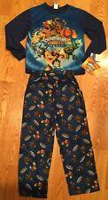 Prism Break Skylanders Swap Force Boys 2-Piece Long-Sleeve  Pajama Set M 8