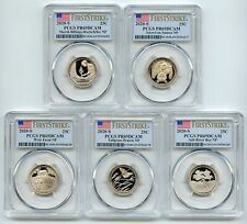 2020 S Clad State National Parks Quarter Set PCGS PR69DCAM First Strike