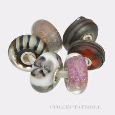 Authentic Trollbeads Silver Desert Sun Kit - 6 Beads Trollbead  63043