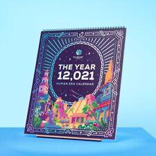 New Unopened 12021 Kurzgesagt Calendar 'Human Era'