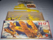 Boeing Trainer Plastic Model PT-17 Kit no. 508:98  by Paul Lindberg unbuilt